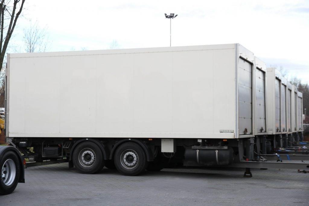 rohr refrigerator jumbo trailer aggregate 10 units. Black Bedroom Furniture Sets. Home Design Ideas