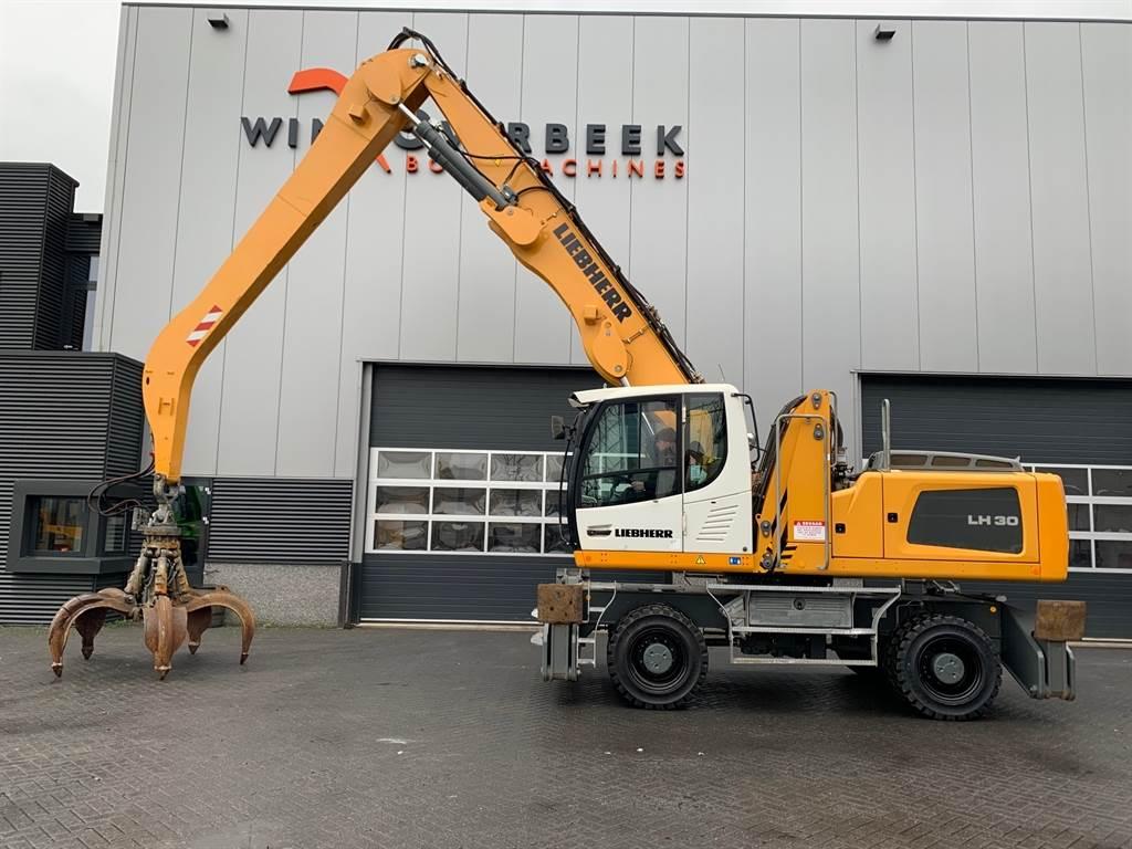 Liebherr LH 30 M Industry + GM65