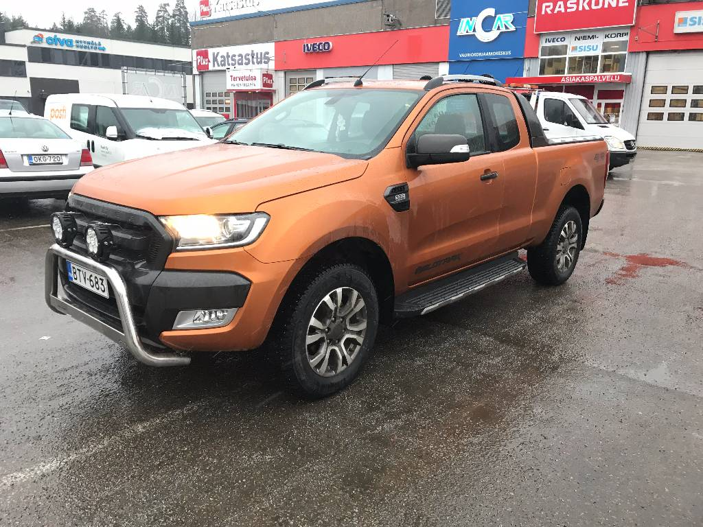 ford ranger year 2016 pickup trucks id 18a6ac7e mascus usa. Black Bedroom Furniture Sets. Home Design Ideas