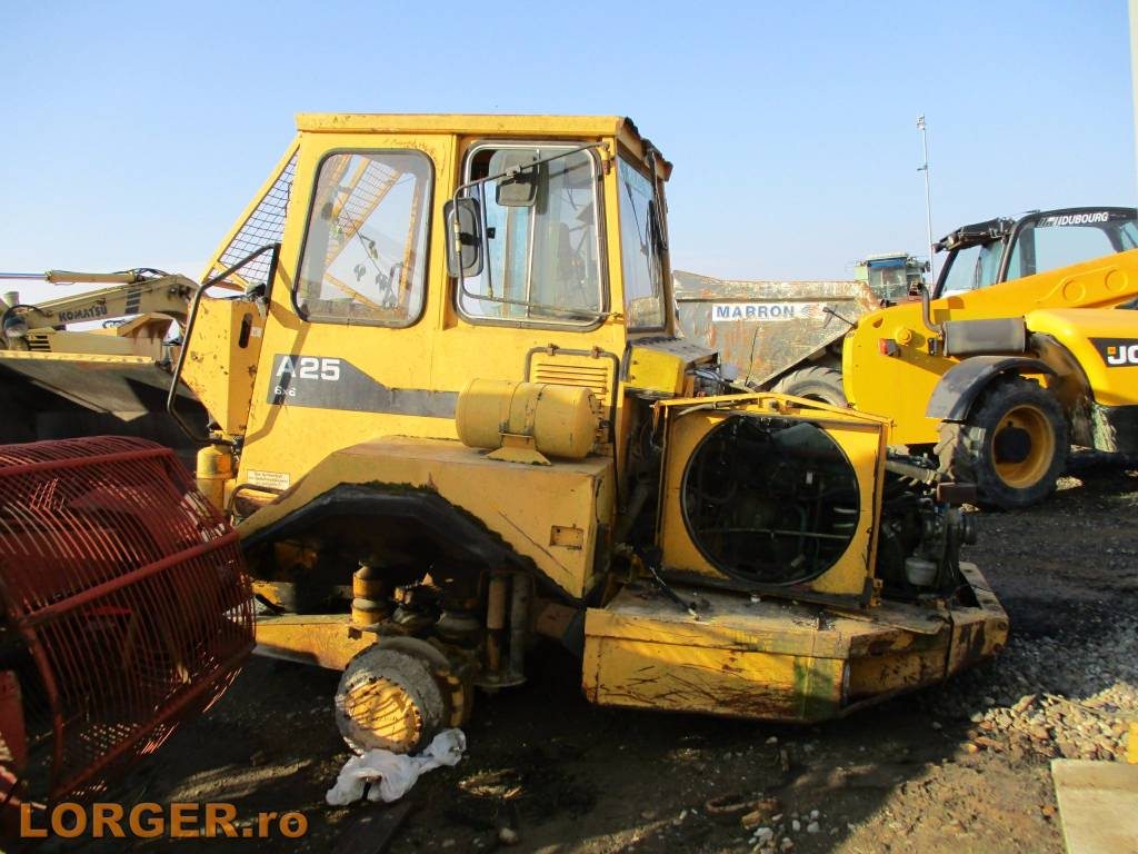 Used Volvo A25 Engines Year 1994 Price 118 For Sale