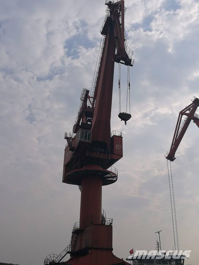 Used Jib Crane Hoist : Used sanqi shangjia sqmz overhead and gantry