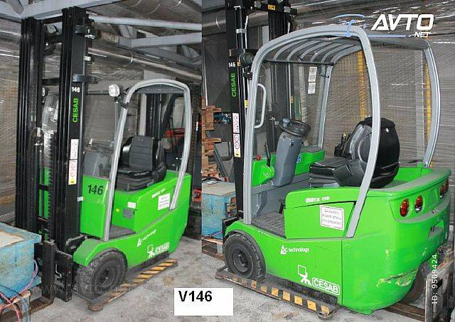 Cesab BLITZ 150 - Electric forklift trucks, Price: £12,661, Year of  manufacture: 2011