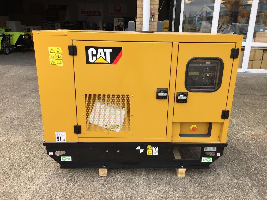 Caterpillar De22 E3 Chelmsford Essex Diesel Generators