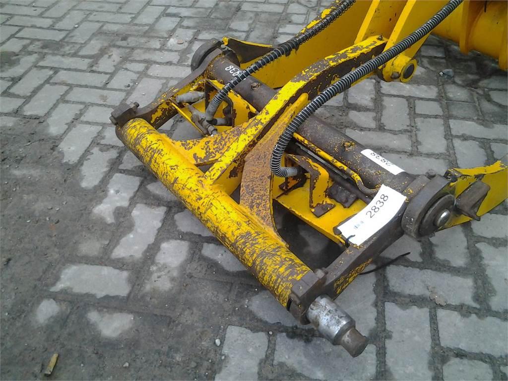JCB 407BZX