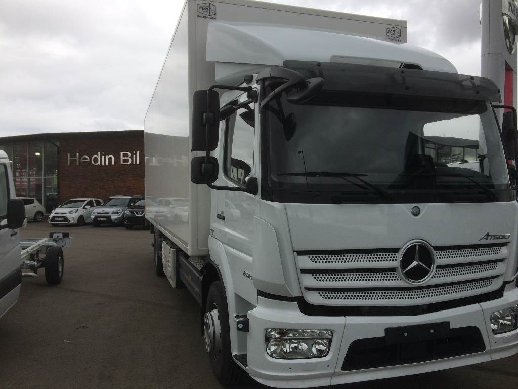 used mercedes benz atego 1524 kylbil reefer trucks year 2016 for sale mascus usa. Black Bedroom Furniture Sets. Home Design Ideas