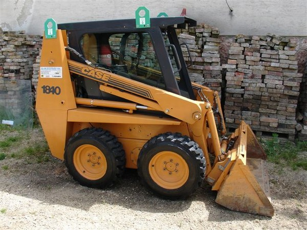 used case 1840 skid steer loaders year 2002 for sale mascus usa