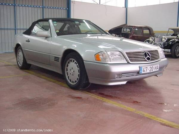 Used mercedes benz sl 320 cars year 1994 for sale for Mercedes benz sl550 for sale used