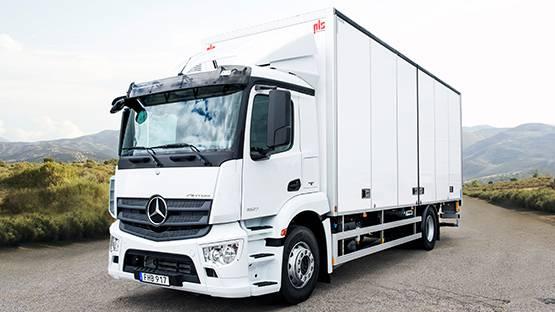 Mercedes benz antos 1832 lnr 4x2 a o de fabricaci n 2018 for Clausula suelo caja espana 2018