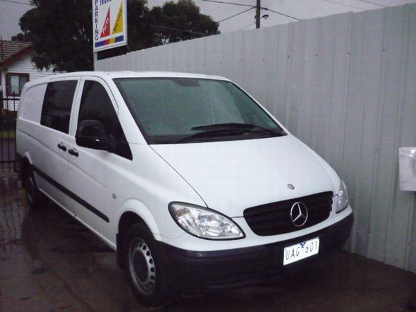 mercedes benz vito 115cdi xl crew cab ltd ed occasion. Black Bedroom Furniture Sets. Home Design Ideas