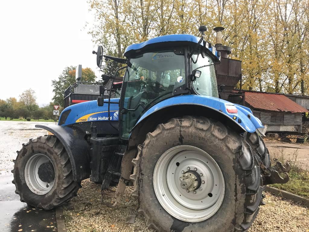 new holland 7060 preis baujahr 2008 gebrauchte traktoren gebraucht kaufen und. Black Bedroom Furniture Sets. Home Design Ideas