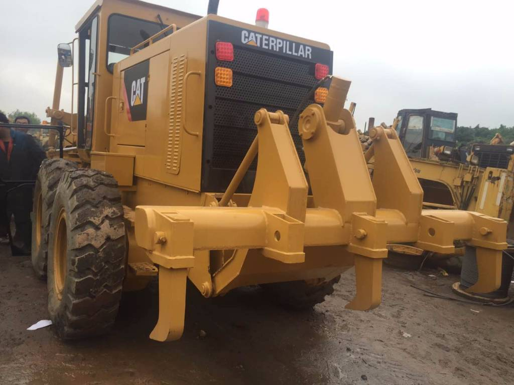 Used caterpillar 120 h motor graders price 27 000 for for Used motor graders for sale