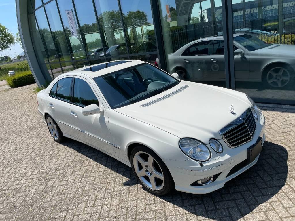 Mercedes-Benz e500 avantgarde S *** 40.000 km ***