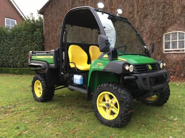 used john deere gator xuv xuv 855d utility machines year. Black Bedroom Furniture Sets. Home Design Ideas