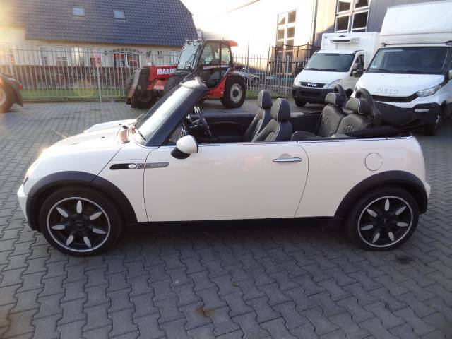 mini cooper cabrio staphorst bouwjaar 2008 prijs auto 39 s mascus nederland. Black Bedroom Furniture Sets. Home Design Ideas