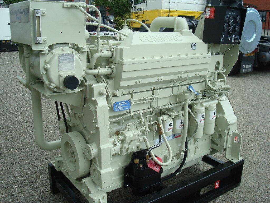 Used Cummins Engines For Sale >> Used Cummins -kta19-m3 engines Year: 2004 for sale - Mascus USA