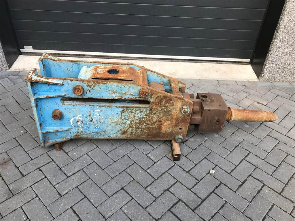 [Other] Hydraulic hammer KRUPP