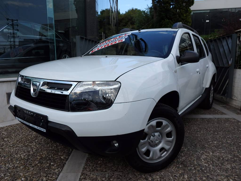 4X4 Van For Sale >> Used Dacia DUSTER 1.5DCI 4X4 VAN DIESEL EURO-5 M other ...