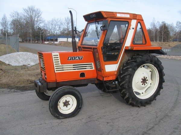 Used Fiat 580 Tractors Year 1980 Price 4 887 For Sale