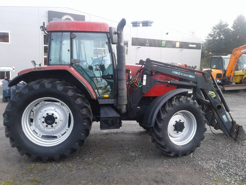 Case Tractor Mx110 : Used case ih mx tractors year price for