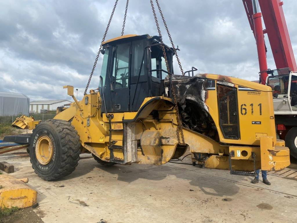 Caterpillar 950 H FOR PARTS ONLY!