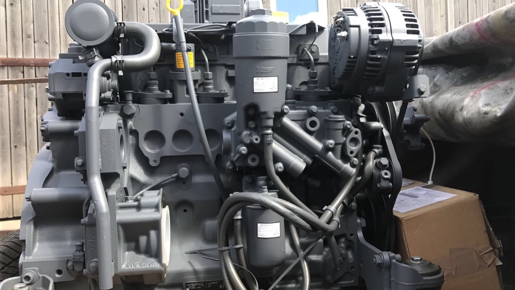 Used deutz tcd2012l04 engines for sale mascus usa for Deutz motor for sale