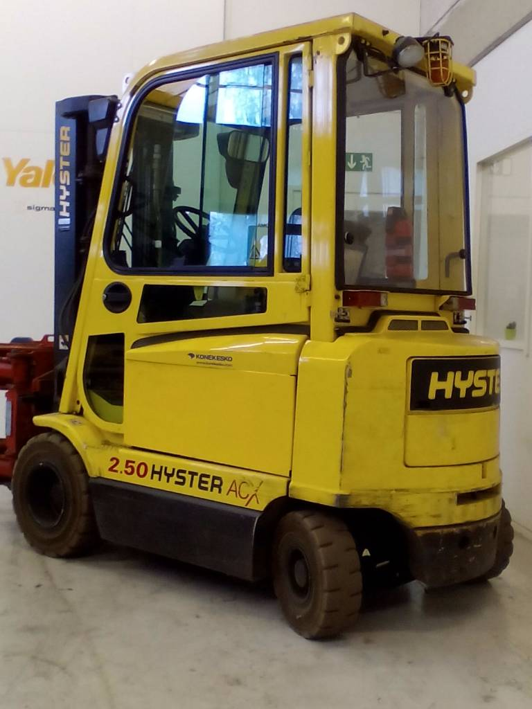 Hyster 50 Forklift Dashboard Lights Wiring Diagram For Troubleshooting Forkliftaction