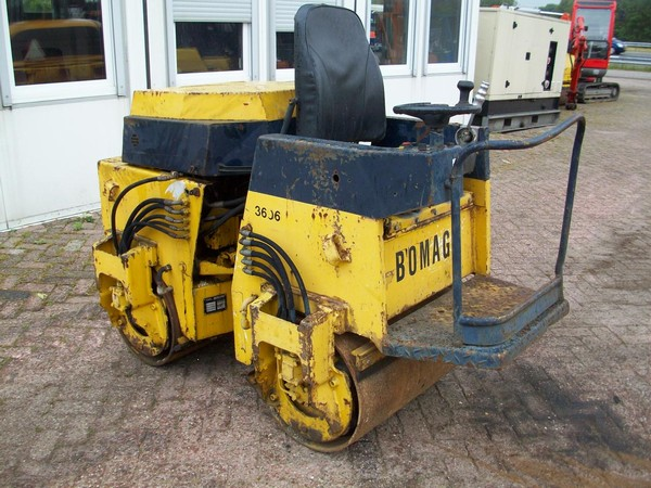 bomag bw 75 add twin drum rollers year of manufacture 2000 rh mascus co uk
