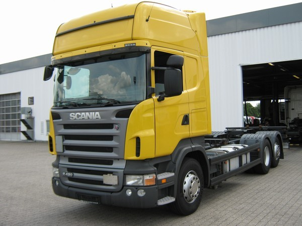 Used Scania R 420LB6X2MNB cab & Chassis Year: 2008 Price ...
