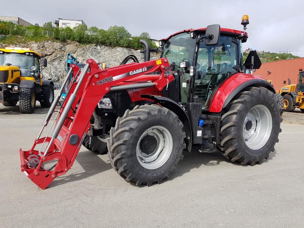 Case Tractor Mowers : Case ih luxxum tractors price £ year of
