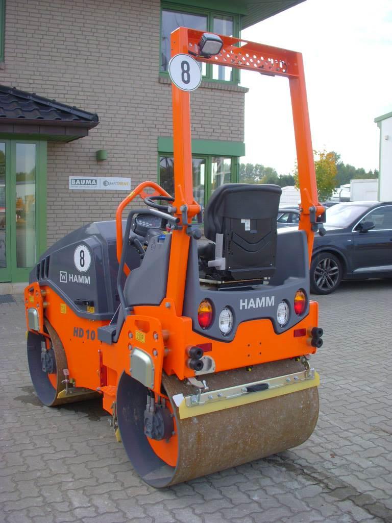 Hamm HD 10 VV (12001071) MIETE RENTAL