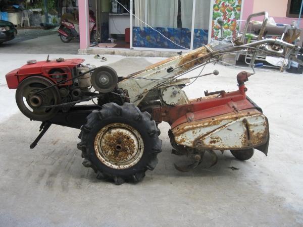 2 Wheel Tractor 1900 : Used kubota k two wheel tractors price for sale