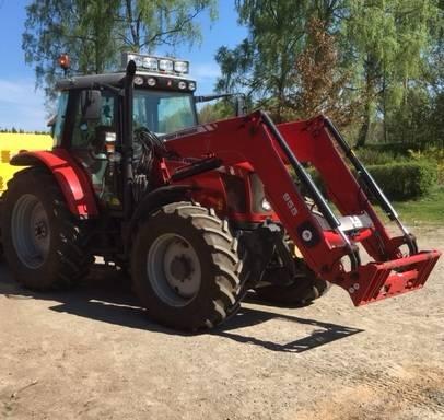 Traktor til salgs sverige
