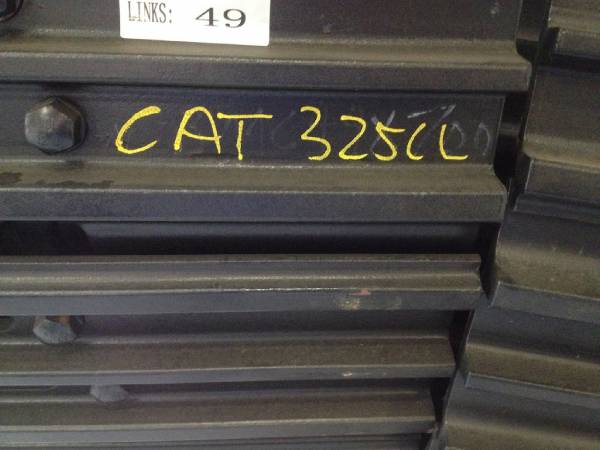 Caterpillar 325BL/CL Track chains