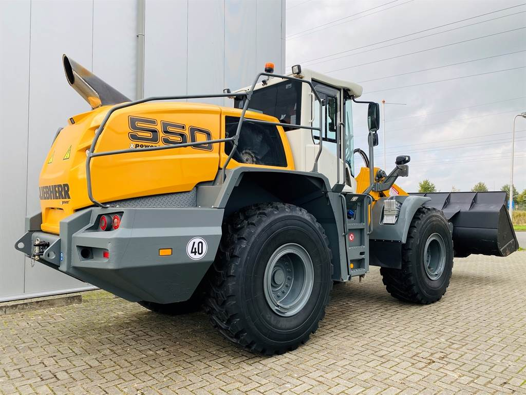 Liebherr L 550 Xpower (Full spec!)