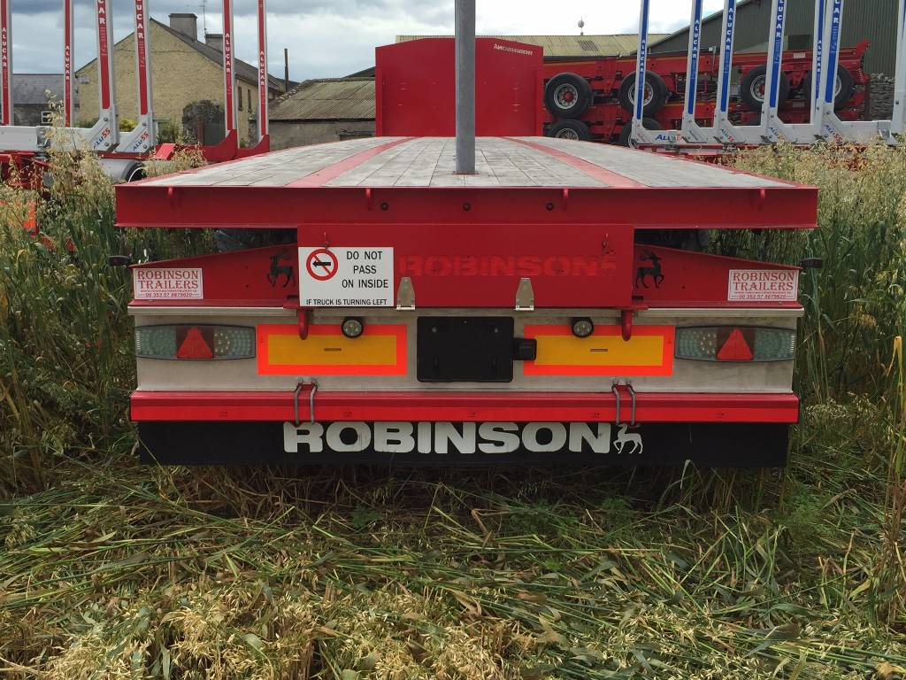 Robinson - Ex Stock Timber Trailer - Timber trailers, Year ...