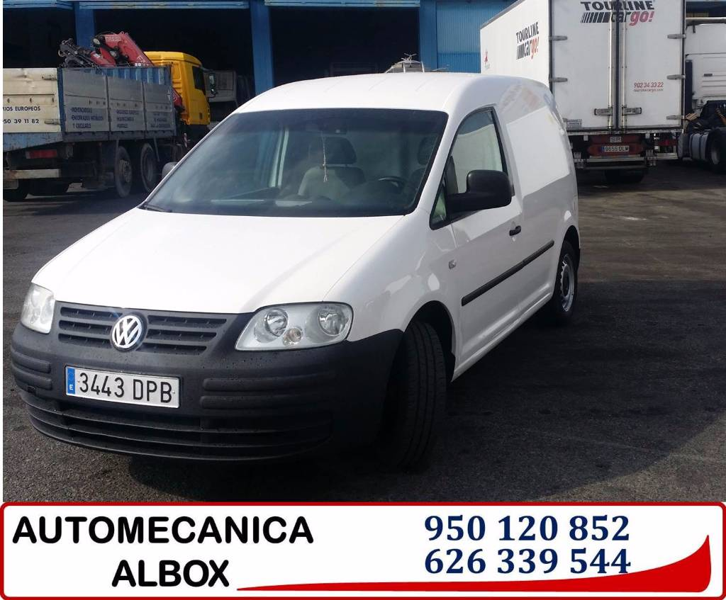 volkswagen caddy 2 0 baujahr 2005 k hltransporter. Black Bedroom Furniture Sets. Home Design Ideas