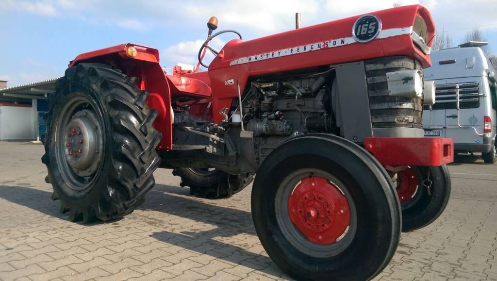1966 Massey Ferguson Tractor : Massey ferguson year tractors id b f