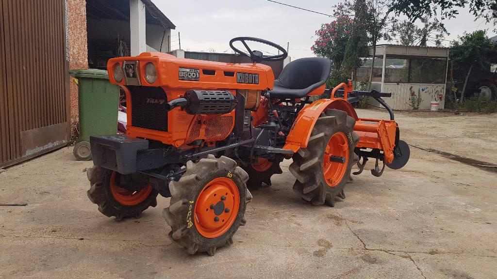 Kubota b 5001 anno di immatricolazione 2000 trattori for Trattori kubota