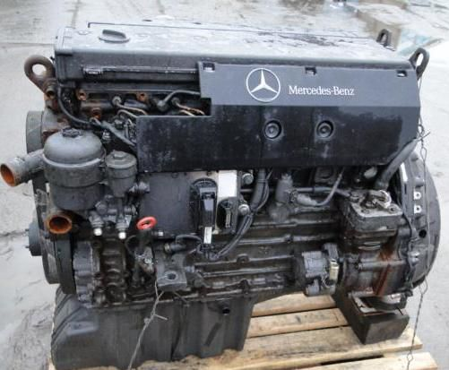 Used mercedes benz atego om 906 engines year 2000 for for Used mercedes benz engine