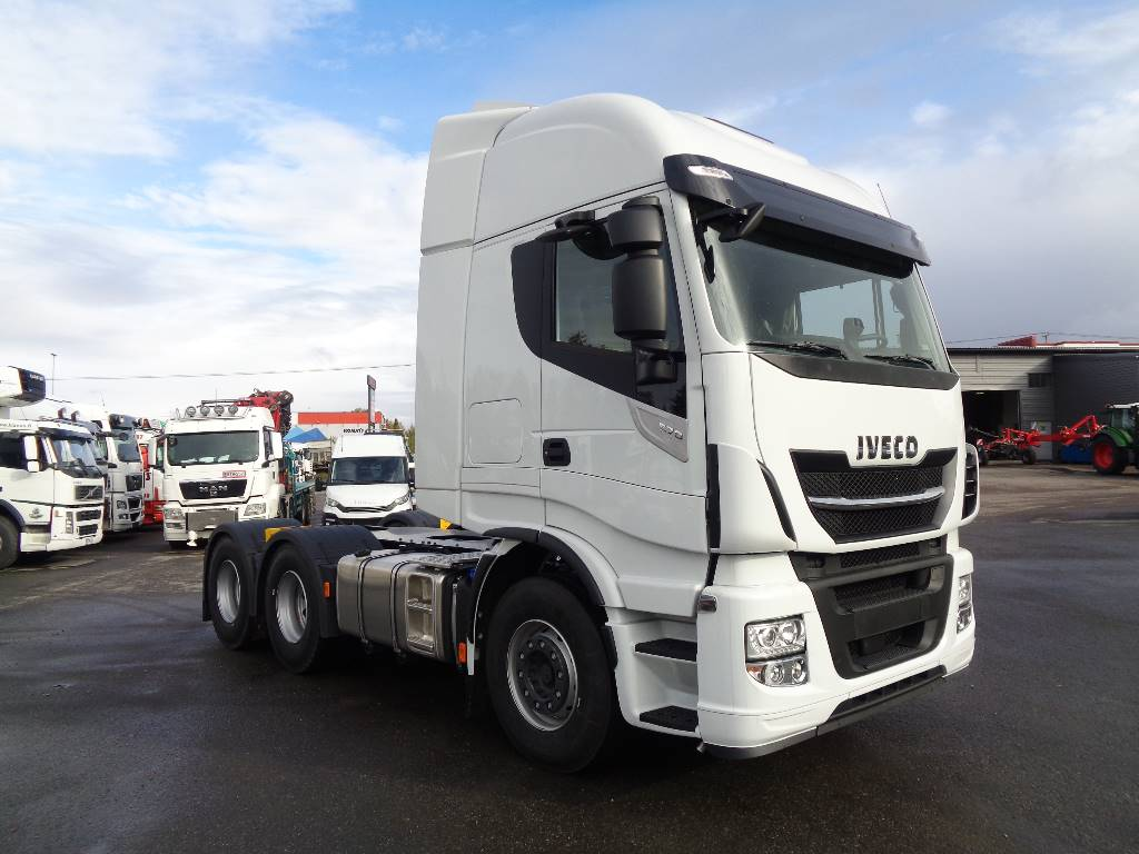 used iveco stralis as 440 s57 tz p tractor units year 2017 price 141 692 for sale mascus usa. Black Bedroom Furniture Sets. Home Design Ideas