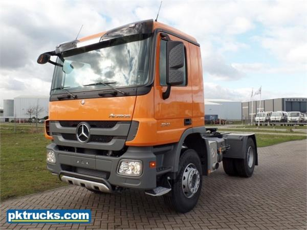 Mercedes benz actros 2141 k 37 units preis for Mercedes benz 950