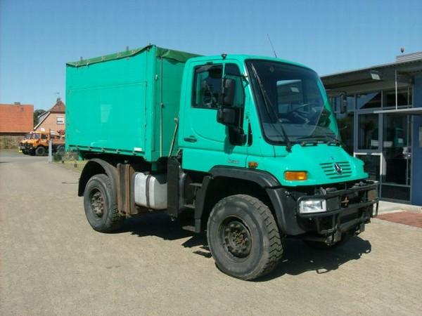 Used mercedes benz unimog u 500 tractors year 2006 for for Mercedes benz unimog for sale usa