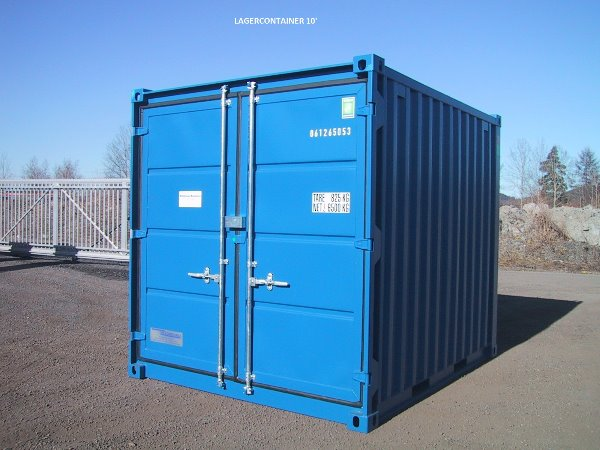 containex 10 39 lager container lagerbeh lter gebraucht. Black Bedroom Furniture Sets. Home Design Ideas