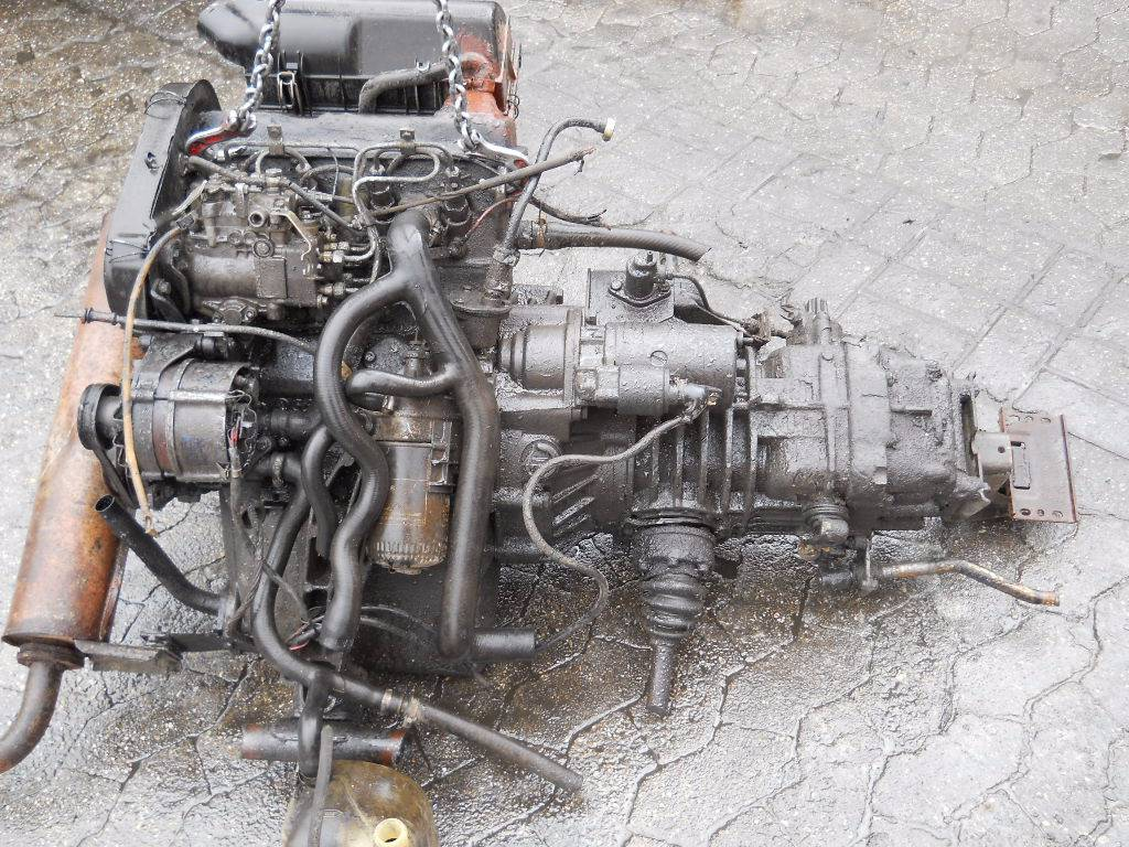 Used Volkswagen T3 1 6 D Engines For Sale Mascus Usa