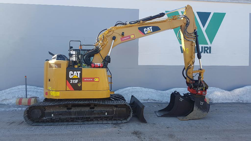 Used Cat Excavators For Sale In South Africa