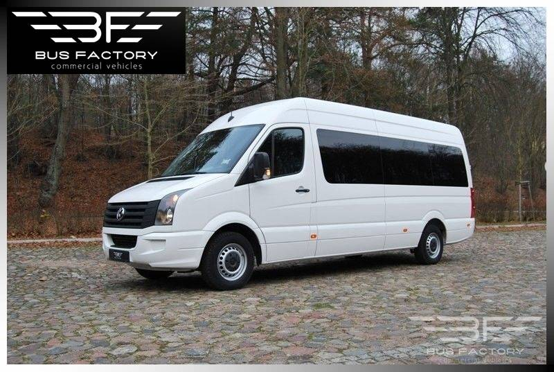 used volkswagen crafter 35 special 8 1 office edition mini bus year 2017 price 58 207 for. Black Bedroom Furniture Sets. Home Design Ideas