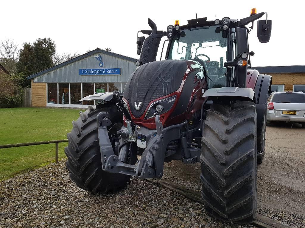 valtra -t254-smart-touch occasion  ann u00e9e d u0026 39 immatriculation  2018 - tracteur valtra