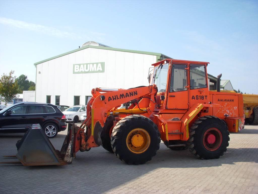 Ahlmann AS 18 T (12001192)
