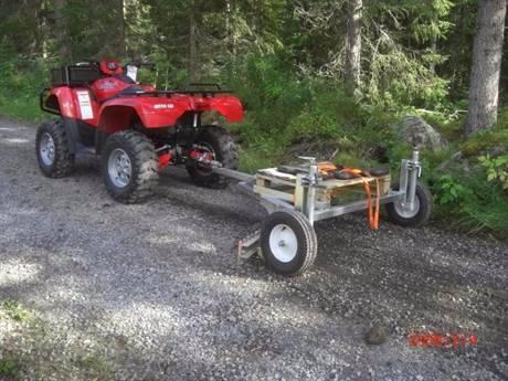 Pris forsikring atv traktor