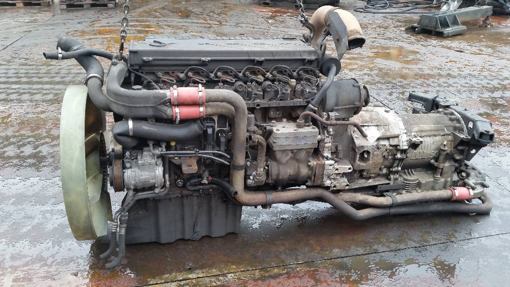 Used mercedes benz om 906 la engines year 2008 for sale for Mercedes benz rebuilt engines